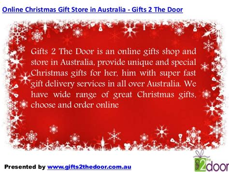 online christmas gifts for her in australia gifts 2 the door