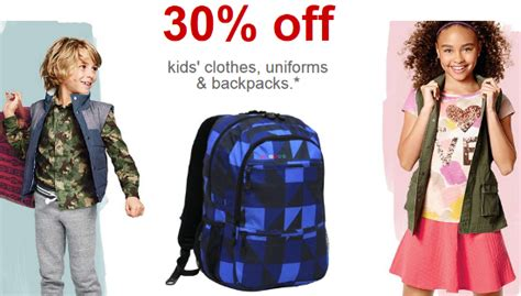 Save % On Kids' Clothing, Uniforms