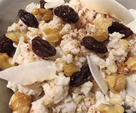 puddings in cooker coconut brown rice pudding in a slow cooker