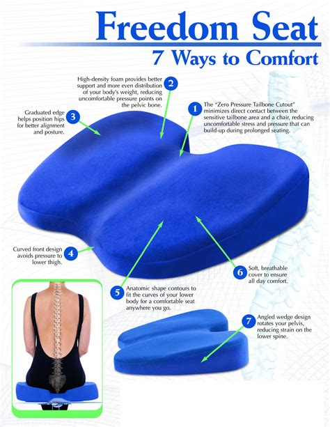 toronto canada special promotion coccyx tailbone support