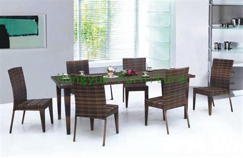 comprar mimbre muebles de comedor
