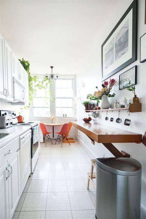 comment amenager une cuisine comment aménager une cuisine en longueur types avantages