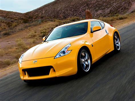 nissan yellow photo nissan 370z yellow car