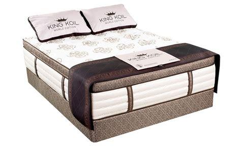 simmons beautyrest pillow top mattress king king koil edition mattresses the mattress factory