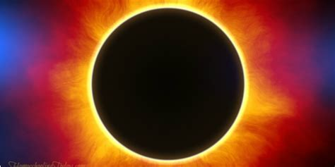 Cool Picture by Homeschooling Today Magazine Cool Total Solar Eclipse Facts
