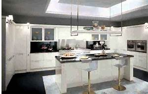deco de cuisine moderne youtube With deco de cuisine moderne
