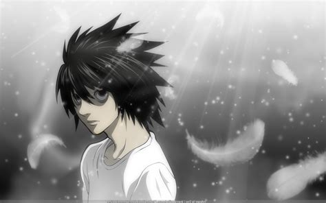 Death Note L Wallpaper (59+ Images