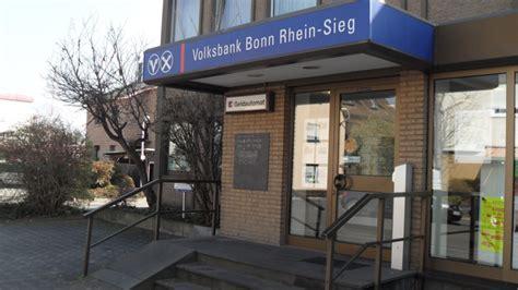 Haus Kaufen Bonn Bornheim Hersel by Volksbank K 246 Ln Bonn Eg Filiale Hersel Bornheim