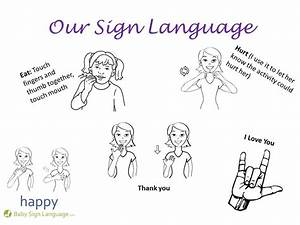 Ledoux Sands: Baby Sign Language