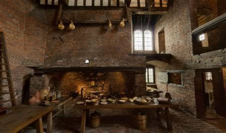 View The Hall In 360°  Gainsborough Old Hall