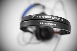 Review  Sennheiser Hd 25 Aluminium Dj Headphones