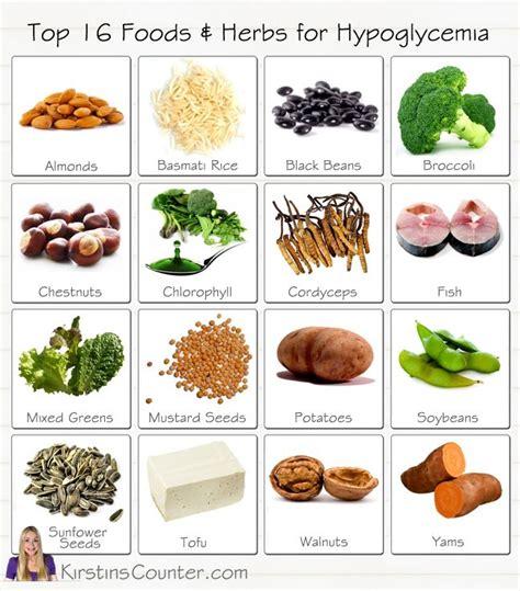 top  foods  hypoglycemia fight hypoglycemia