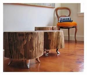 Möbel Stump : cool tree stump ideas m bel pinterest baumstumpf ~ Pilothousefishingboats.com Haus und Dekorationen