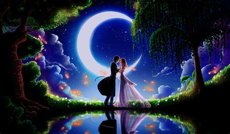 cute anime couple wallpapers  desktop memestrending