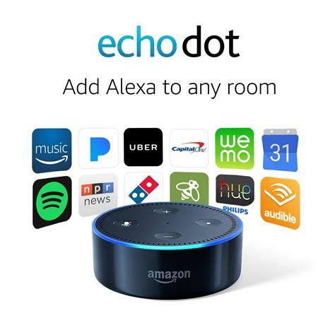 echo dots each