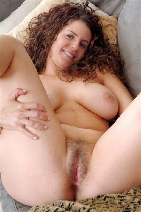 Beautiful Bbw Babe Has A Hairy Twat