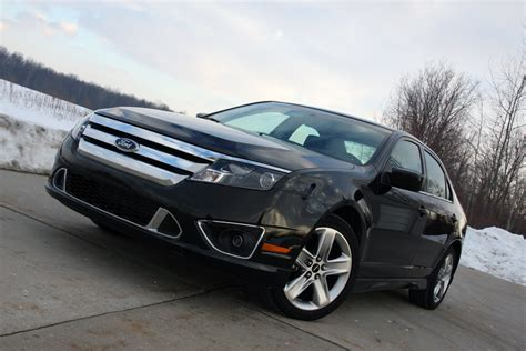 Ford Fusion Horsepower by 2010 Ford Fusion Sport Horsepower