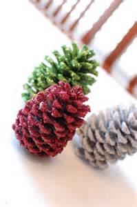 cheri s creation s blog diy making glittering pinecones