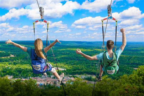 amazing outdoor adventures poconos style  aaa network