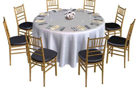 table and linen rentals wheaton table rental