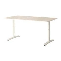 bureau armoire ikea bekant desk birch veneer white ikea