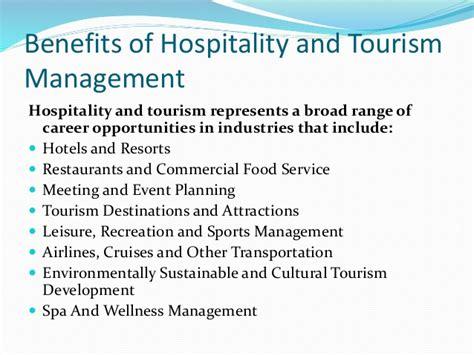 hospitality  tourism management india