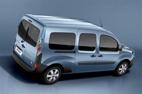 renault kangoo all electric 2013 renault kangoo z e gets a new face