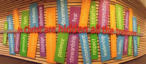 godly character traits watermarks elementary