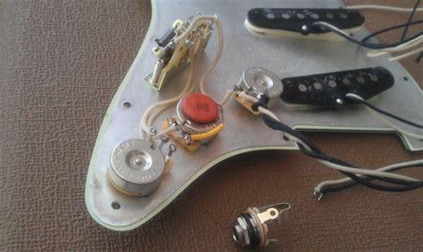 Fender Strat Wiring Harnes Diy by Guitar Wiring Harnesses