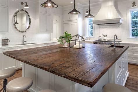 oak countertops cottage kitchen frasier homes