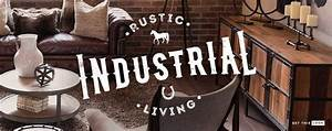 Rustic Industrial Decor