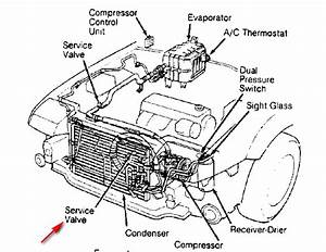 2005 honda accord ac compressor diagram html With 2004 ford taurus ac low pressure port also ac low pressure switch