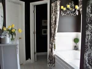 pictures of black and white bathrooms ideas colorful bathrooms from hgtv fans hgtv