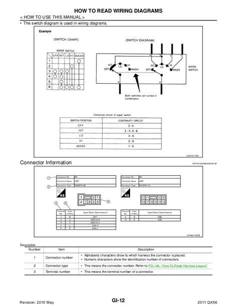 service and repair manuals 2011 infiniti qx56 electronic toll collection 2011 infiniti qx56 service repair manual