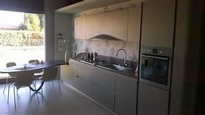 Cucina snaidero ola 20 design laccato opaco grigio for Cucina ola 20 snaidero