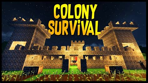 castle siege auto colony survival preview steamgames ro