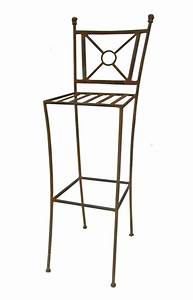 Tabouret De Bar Fer : chaises fer forg fauteuils fer forg tabourets de bar en fer forg ~ Dallasstarsshop.com Idées de Décoration