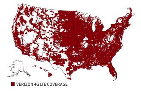 Verizon Told to Clarify 4G LTE Coverage Maps in TV Ad ...