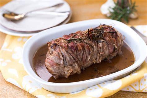 come cucinare l arrosto di vitello al forno arrosto di carne in padella la ricetta agrodolce