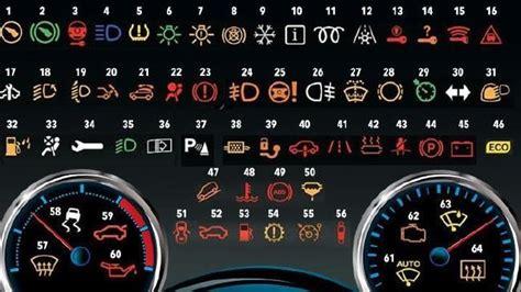 dash symbols     european car mechanic