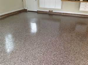 granite garage floor in cary nc full flake broadcast