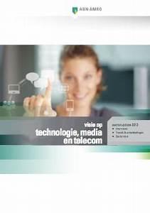 Visie op Technologie, Media en Telecom 2013 - Insights