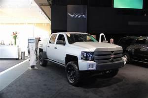Via Motors Xtrux Electric Truck  2013 Detroit Auto Show