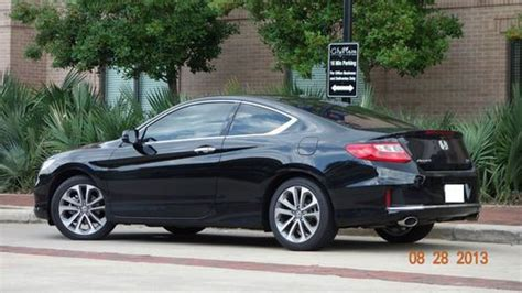 Find New 2013 Honda Accord 2-door Coupe V6 6-speed Manual