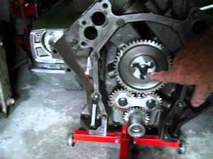 440  456 Rebuild Install Gear Drive Part 5