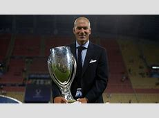 UEFA Super Cup We have character, which is why we win
