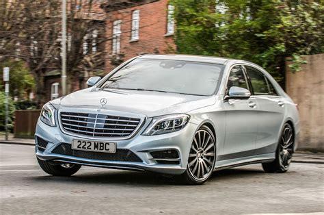 Mercedes In Hybrid by Mercedes S500 In Hybrid