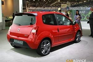 Renault Twingo 2008 London Motorshow