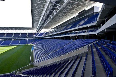 estadio espanyol cornella de llobregat building stadium