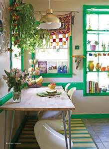 apartment kitchen design ideas 49 colorful boho chic kitchen designs digsdigs